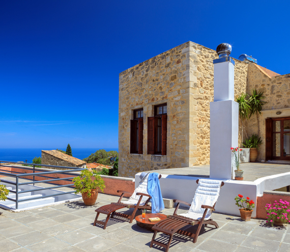 Villa Maroulas, Luxury Holiday Accommodation