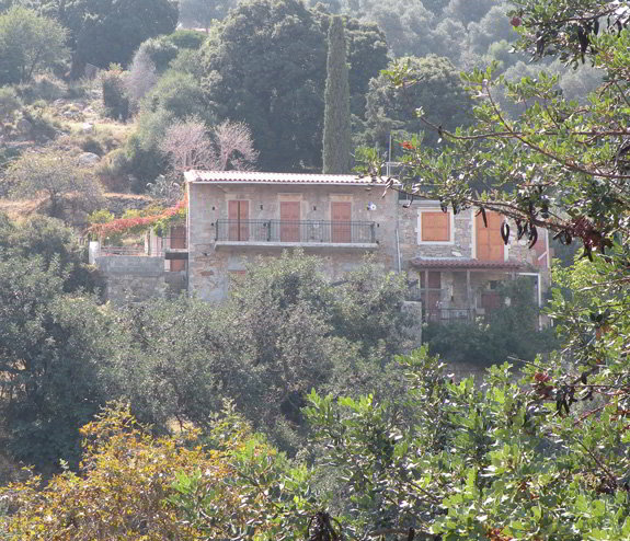 Villa Maroulas, Rethymnon - Traditional accommodation villa rental in Crete